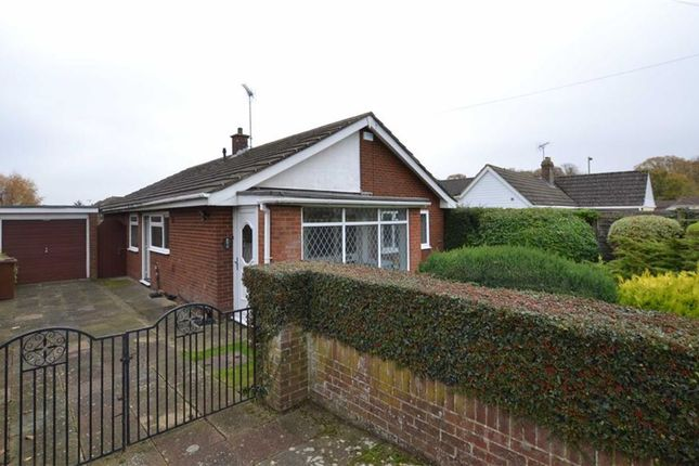 Thumbnail Detached bungalow for sale in Drewery Drive, Wigmore, Gillingham