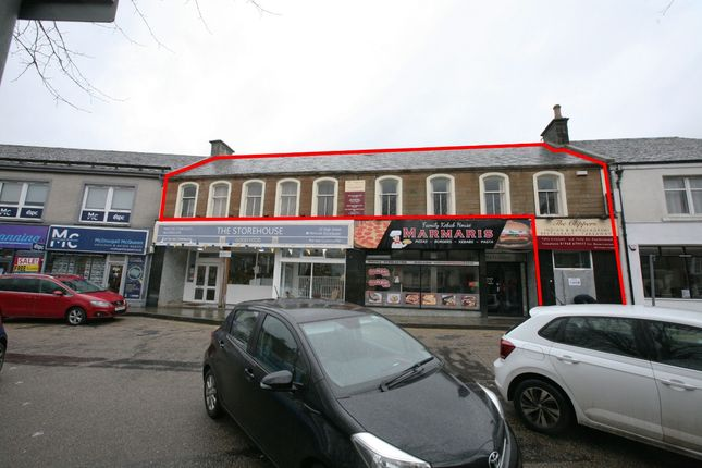 Thumbnail Commercial property to let in High Street, Penicuik, Midlothian