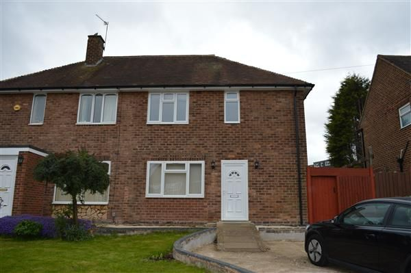 Thumbnail Semi-detached house to rent in Brackleys Way, Solihull, Solihull