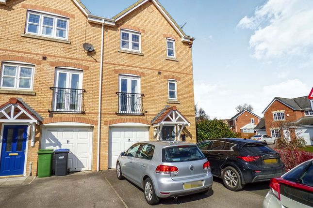 Thumbnail Town house to rent in Chillerton Way, Wingate