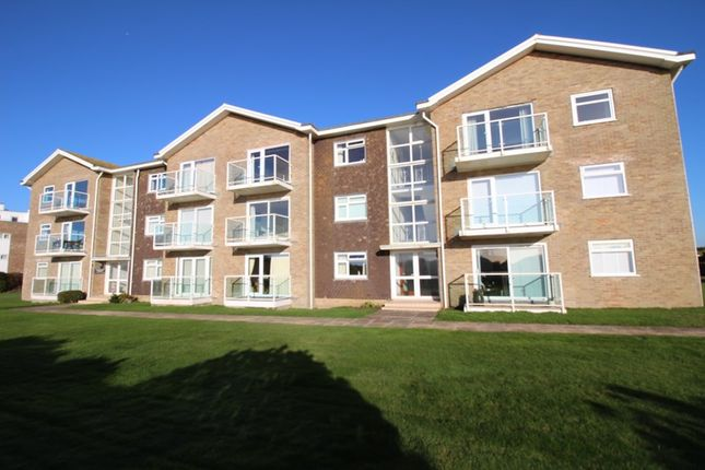 Thumbnail Flat for sale in Whitby Road, Milford On Sea, Lymington