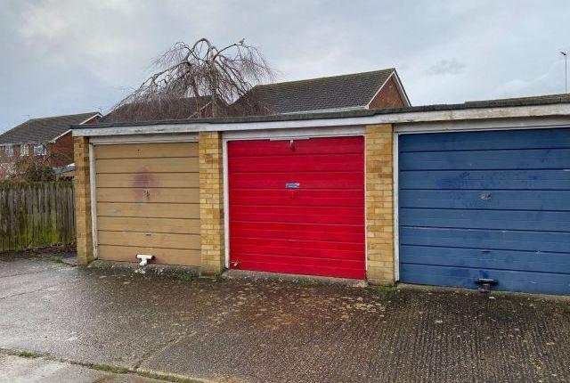 Garage of Oulton Rise, Parklands, Northampton NN3