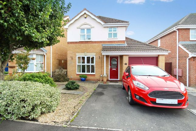 Thumbnail Detached house for sale in Stokehill, Paxcroft Mead, Trowbridge, Wiltshire