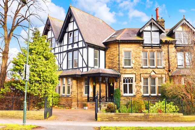 Thumbnail End terrace house for sale in Lancaster Park Road, Harrogate