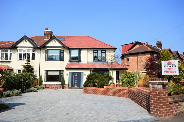 Front (Main) of Burnside Avenue, Stockton Heath, Warrington WA4