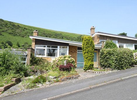 Thumbnail Bungalow for sale in Mynydd Isaf, Aberdovey