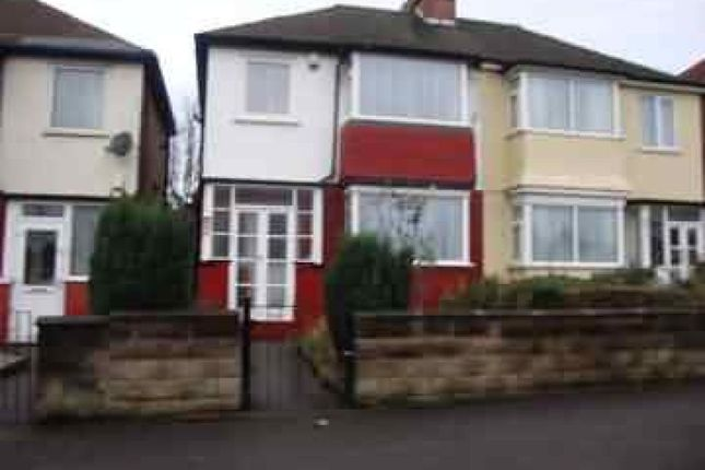 Thumbnail Semi-detached house to rent in Kingstanding Road, Kingstanding, Birmingham