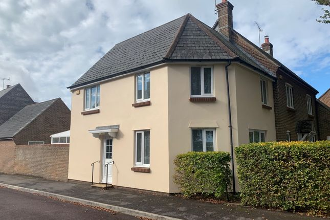 3 bed end terrace house to rent in Farfrae Crescent, Dorchester DT1