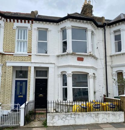 4 bed terraced house for sale in 63 Leathwaite Road, Clapham, London SW11