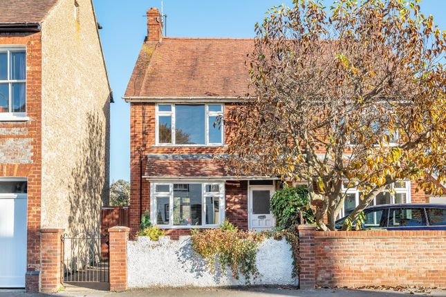 Thumbnail Semi-detached house for sale in High Street, Thame