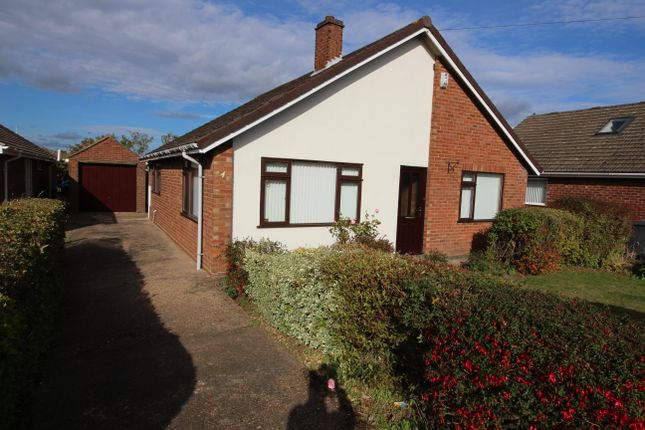 Thumbnail Bungalow to rent in Bentley Drive, Bracebridge Heath, Lincoln