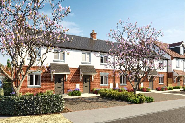 Thumbnail End terrace house for sale in The Barton, The Paddocks, Bourne End, Hertfordshire