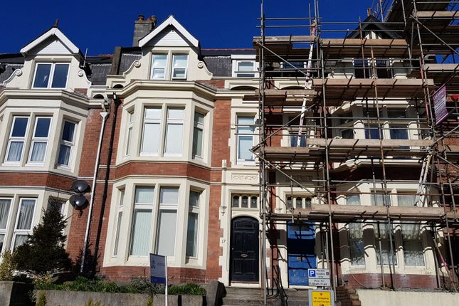 Thumbnail Terraced house for sale in Lipson Road, Plymouth