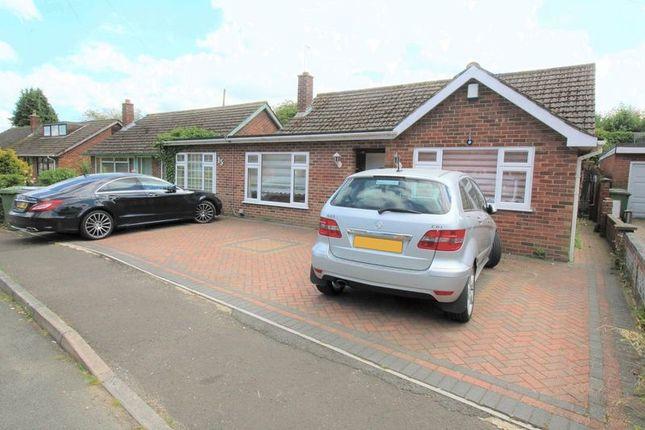Thumbnail Detached bungalow for sale in Lilian Close, Hellesdon, Norwich