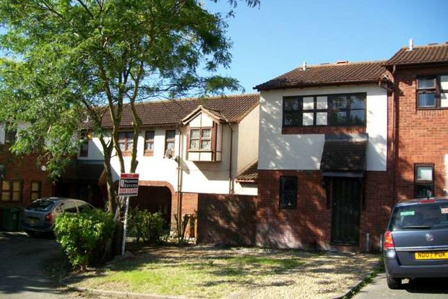 Thumbnail Terraced house to rent in Thamesbank Place, Thamesmead