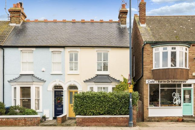 Thumbnail End terrace house for sale in Cromwell Road, Whitstable
