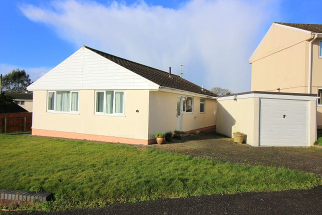 Thumbnail Detached bungalow for sale in Andrews Way, Hatt, Saltash