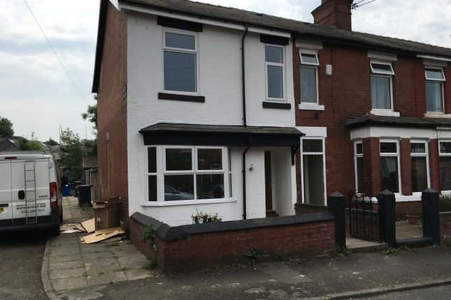 Thumbnail Property to rent in Orange Hill Road, Prestwich, Manchester