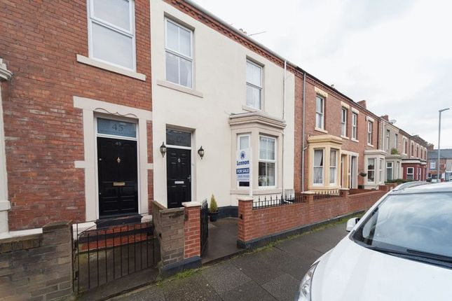Thumbnail Terraced house for sale in Beaconsfield Street, Blyth