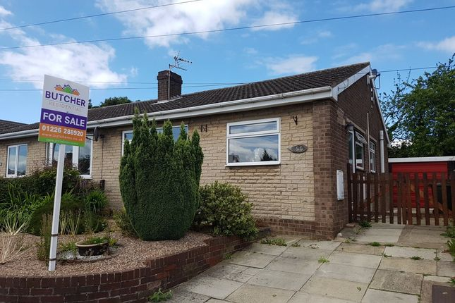 Thumbnail Semi-detached bungalow for sale in Lansdowne Crescent, Darton, Barnsley
