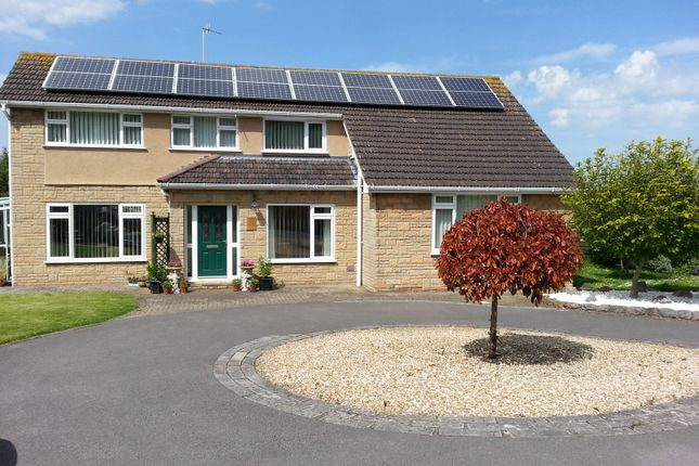 Thumbnail Detached house for sale in Haywood Gardens, Weston-Super-Mare
