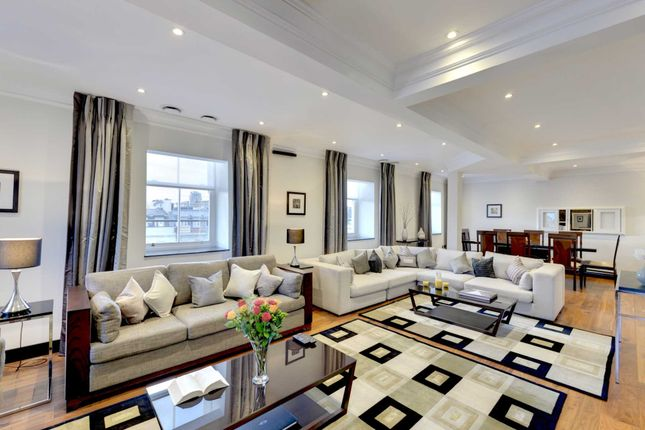 Thumbnail Flat to rent in Queens Gate, Knightsbridge