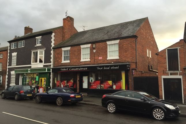 Thumbnail Retail premises for sale in Warwick Street, Wellesbourne