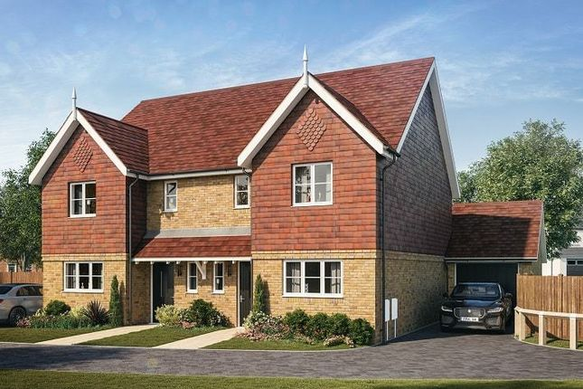 """Thumbnail Property for sale in """"The Hartley II"""" at Reigate Road, Hookwood, Horley"""
