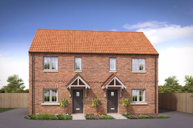 3 bed semi-detached house for sale in The Ashby, Church Farm, Tockwith YO26