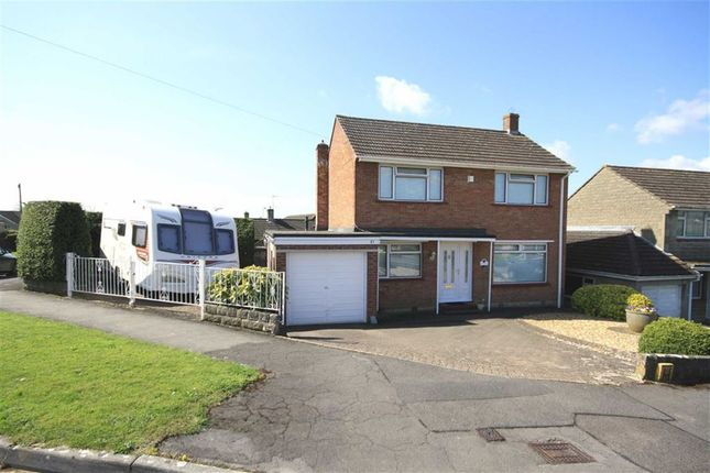 Thumbnail Detached house for sale in Seymour Road, Monkton Park, Wiltshire