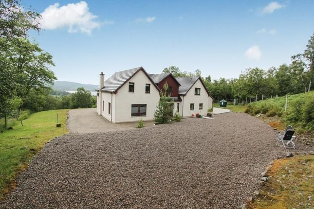 Thumbnail Detached house for sale in Sghorra Breac, Balnain, Drumnadrochit, Inverness