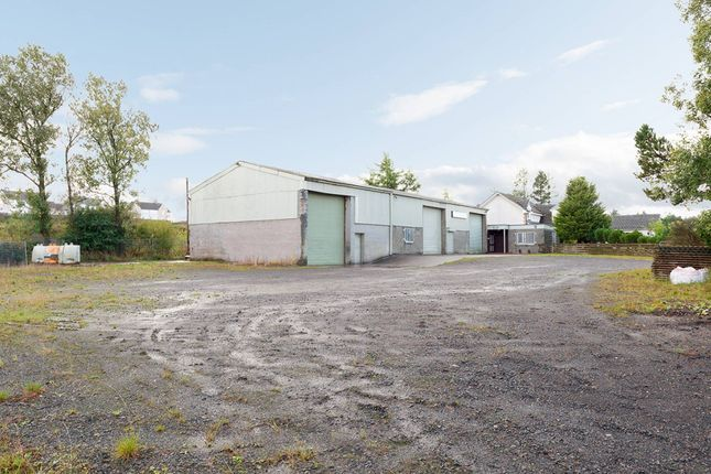 Thumbnail Commercial property for sale in Greengairs, Airdrie