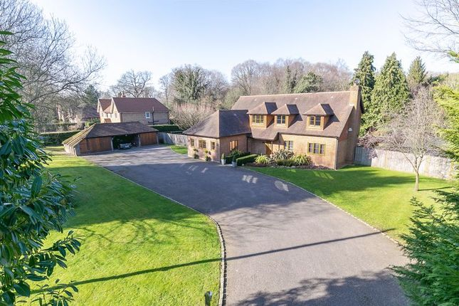 Thumbnail Detached house for sale in Furnace Farm Road, Furnace Wood, West Sussex