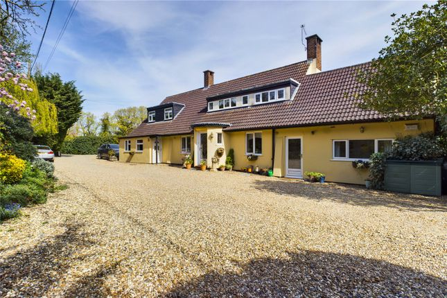 Thumbnail Detached house for sale in Roxton Road, Great Barford, Bedford
