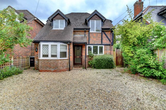 Thumbnail Detached house to rent in Marlow Bottom, Marlow