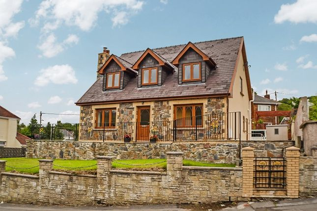 Thumbnail Detached house for sale in Main Road, Crynant, Neath, Neath Port Talbot.