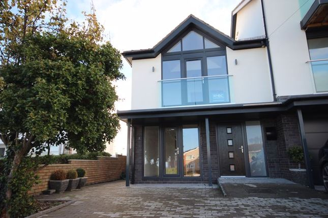 Thumbnail Town house for sale in Deganwy Road, Deganwy, Conwy