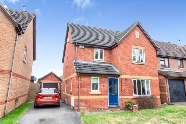 Thumbnail Detached house for sale in Blenheim Close, Bidford On Avon, Alcester, Warwickshire