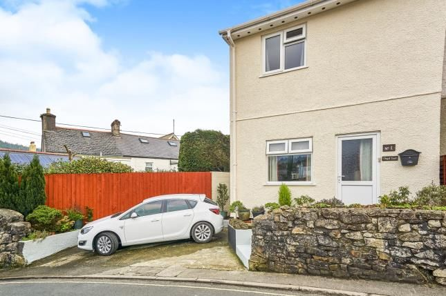 Thumbnail Semi-detached house for sale in Chapel Street, Gunnislake, Cornwall