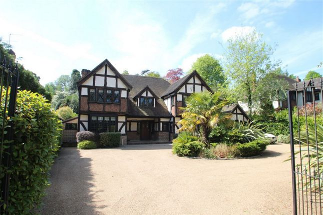 Thumbnail Detached house for sale in Chislehurst Road, Chislehurst, Kent