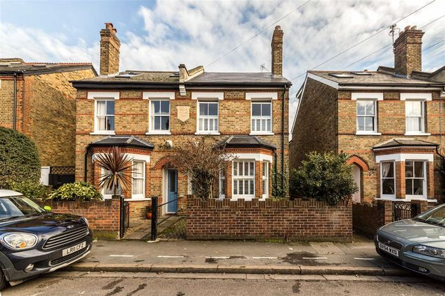 Thumbnail Semi-detached house for sale in Third Cross Road, Twickenham