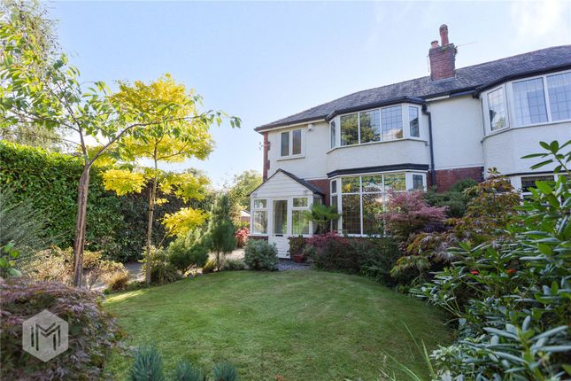 Thumbnail Semi-detached house for sale in Greenmount Lane, Bolton