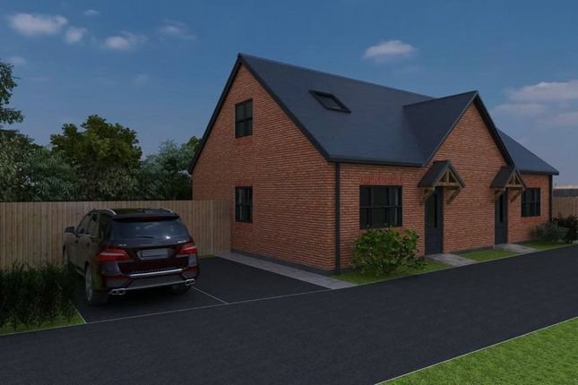 2 bed bungalow for sale in Trewern, Welshpool, Powys SY21