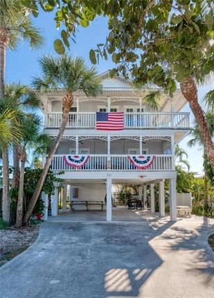 Thumbnail Property for sale in 111 Spring Ave, Anna Maria, Florida, 34216, United States Of America