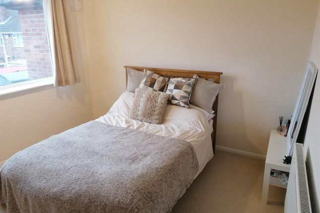 Bedroom Two of North Avenue, Coalville, Leicestershire LE67