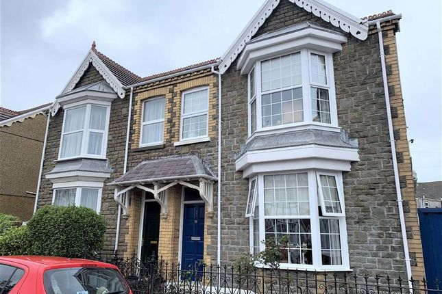 Thumbnail Semi-detached house for sale in Coleshill Terrace, Llanelli