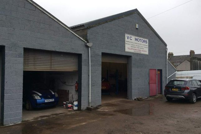 Thumbnail Parking/garage for sale in Vc Motors, Dundee