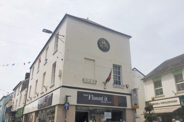 Thumbnail Flat to rent in Fore Street, Sidmouth