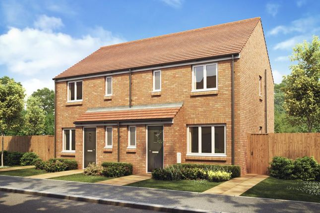 Thumbnail Semi-detached house for sale in New Build - The Hanbury, Sutton Courtenay