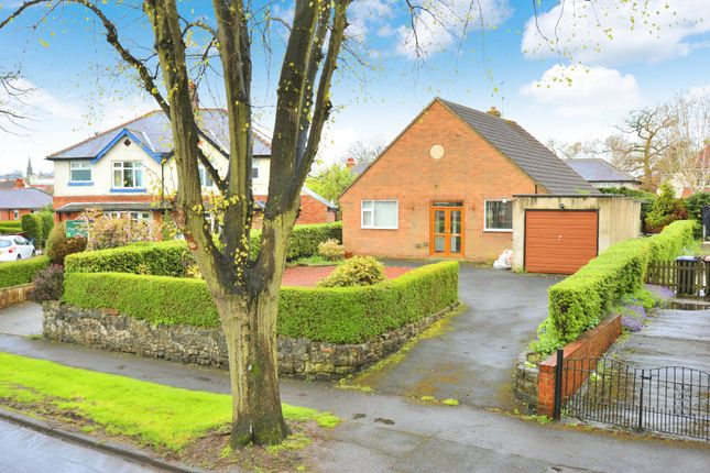 Thumbnail Detached bungalow for sale in Stockwell Drive, Knaresborough